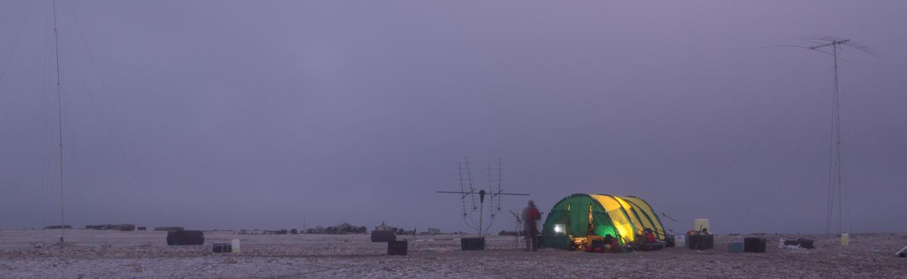 Viktoriya Island, EU-190